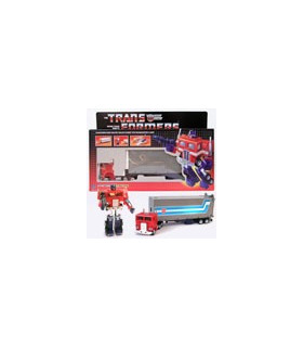 Classics Transformers G1 Optimus Prime Unofficial Reissue