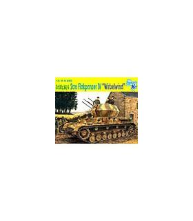 1:35 Dragon SdKfz161/4 2cm Flakpanzer IV Wirbelwind  6540