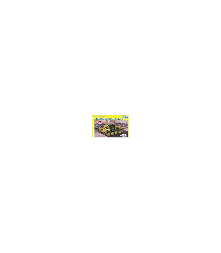 1:35 Dragon Aufklarungspanzer 38(t) mit 2cm Kw.K.38 6294