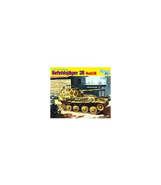 1:35 Dragon Befehlsjager 38 Ausf. M Smart Kit 6472