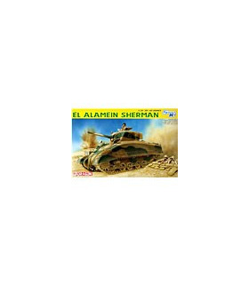 1:35 Dragon El Alamein Sherman Smart Kit 6447