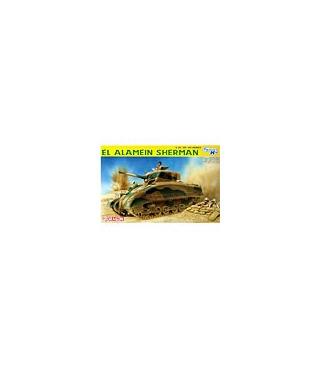 1:35 Dragon El Alamein Sherman Smart Kit 6447
