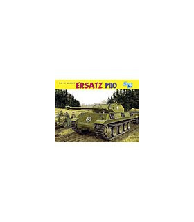 1:35 Dragon Tank Model Kits Ersatz M10 Smart Kit 6561