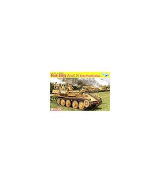 1:35 Dragon Flak 38(t) Ausf. M Late Production Smart Kit 6590