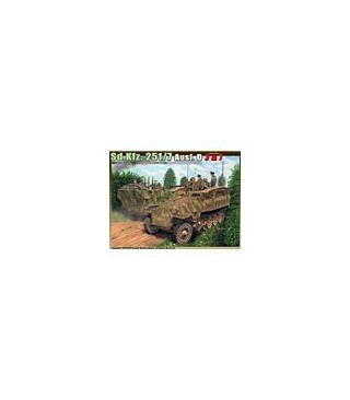1:35 Dragon 251/7 Ausf D Pioneerpanzerwagen 3 in 1 6223