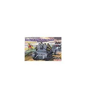 1:35 Dragon Flakpanzer I 2cm Flak 38 auf PzKpfw I Ausf A 6220