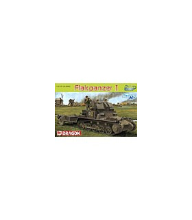 1:35 Dragon Tank Model Kits Flakpanzer I Premium Edition 6577