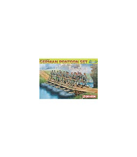 1:35 Dragon German Pontoon Set Premium Edition 6532