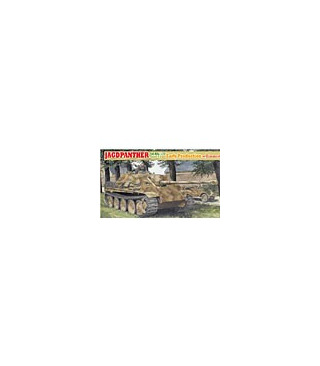1:35 Dragon Jagdpanther Ausf G1 Early Production w/Zimmerit 6494