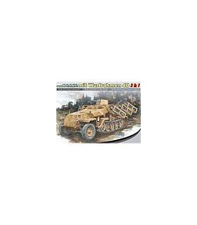 1:35 Dragon 251/2 Ausf C mit Wurfrahmen 40 (3 in 1) 6284