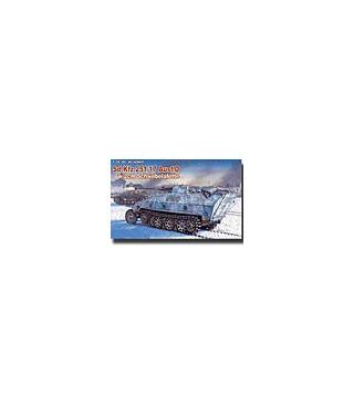 1:35 Dragon SdKfz 251/17 Ausf D w/ 2cm Schwebelafette 6292