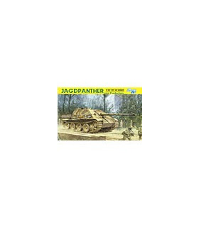1:35 Dragon Jagdpanther G1 Late Production Smart Kit 6393