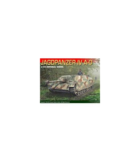 1:35 Dragon Tank Model Kits Jagdpanzer IV A-O 9059