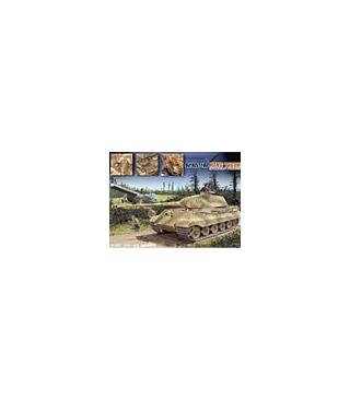 1:35 Dragon Tank Model Kits King Tiger Sd Kfz 182 Porsche 6189