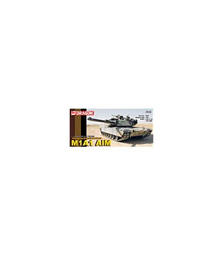 1:35 Dragon M1A1 AIM Abrams All New Tooling w/Bonus Parts 3535