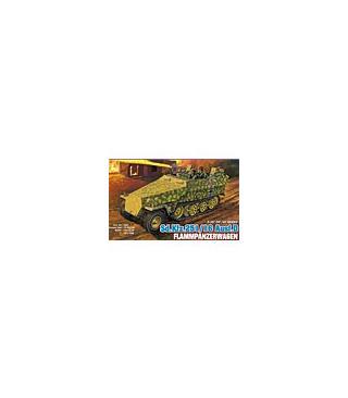 1:35 Dragon SdKfz 251/16 Ausf D Flammpanzerwagen 6247