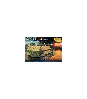 1:35 Dragon SdKfz 251/16 Ausf C Flammpanzerwagen 6202