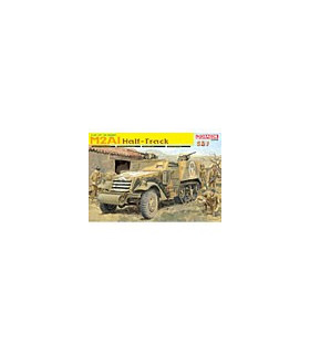 1:35 Dragon M2/M2A1 Half-Track 2in1 Smart Kit 6329