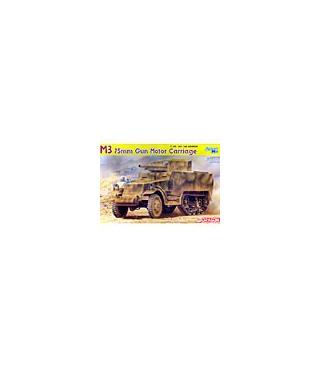 1:35 Dragon M3 75mm Gun Motor Carriage Smart Kit 6467