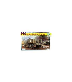 1:35 Dragon Tank Model Kits M4 81mm Mortar Carrier 6361