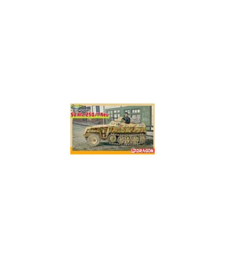 1:35 Dragon SdKfz 250/1 NEU Armored Personnel Carrier 6427