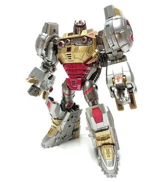 Transformers Planet X PX-06 Vulcan Metallic Edition