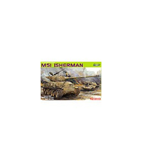 1:35 Dragon Tank Model Kits M51 ISherman Premium 3539 [SOLD OUT]