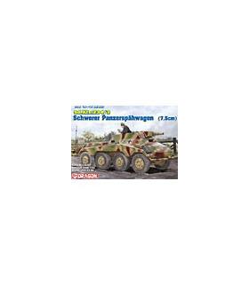 1:35 Dragon SdKfz 234/3 Schwerer Panzerspähwagen 6257