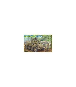 1:35 Dragon Tank Model Kits SdKfz 234/2 Puma 6256