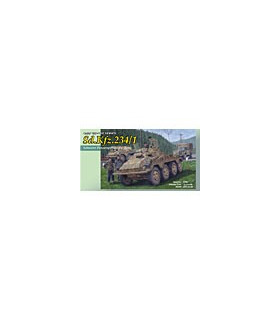 1:35 Dragon Tank Model Kits SdKfz 234/1 w/New Tooling 6298