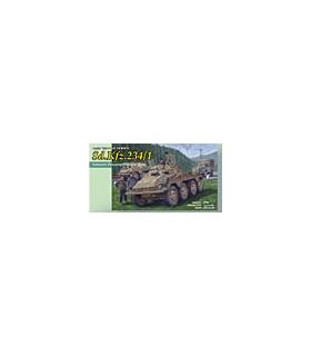 1:35 Dragon Tank Model Kits SdKfz 234/1 w/New Tooling 6298