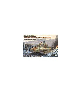 1:35 Dragon SdKfz 182 King Tiger Late with New Pattern 6232