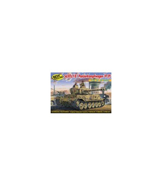 1:35 Dragon SdKfz 181 Panzerkampfwagen Panzer VI 6210 [SOLD OUT]