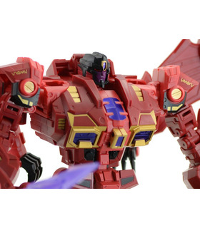 Transfomers Fans Hobby Master Builder Mb-03B Red Dragon