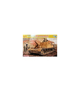 1:35 Dragon SdKfz 166 Stu.Pz.IV Brummbar Mid Production 6460