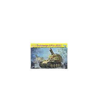 1:35 Dragon SdKfz 138/1 Geschützwagen 38 M für sIG 33/2 6429