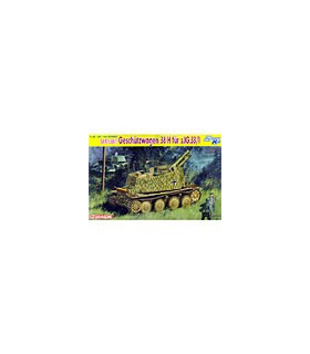 1:35 Dragon SdKfz 138/1 Geschutzwagen 38 H fur s.IG.33/1 6470
