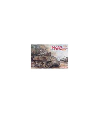 1:35 Dragon USMC Sherman M4A2 Late PTO 2in1 6462