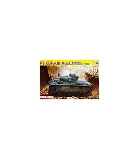 1:35 Dragon Panzer III Ausf J Initial Production Smart Kit 6463
