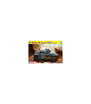 1:35 Dragon Panzer III Ausf J Initial Production Smart Kit 6463