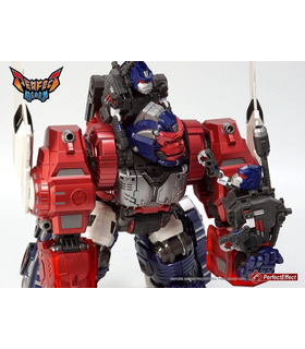 Transformers PC-19B Perfect Effect Perfect Combiner Black Beast Gorira 2-Pack