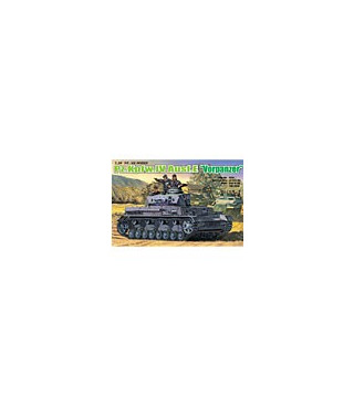 1:35 Dragon PzKpfw Panzer IV Ausf E Vorpanzer 6301