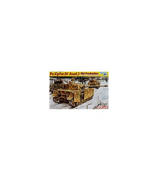 1:35 Dragon Pz.Kpfw. Panzer IV Ausf J Mid Production 6556