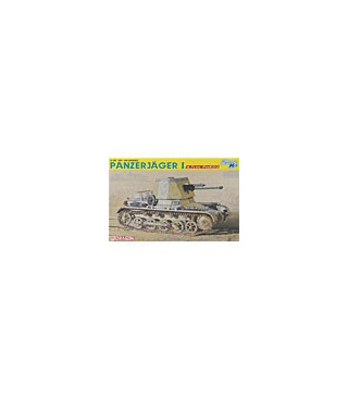 1:35 Dragon Tank Model Kits Panzerjager I Smart Kit 6230