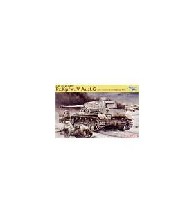 1:35 Dragon Panzer PzKpfw IV Ausf G LAH Division 6363