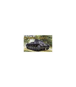 1:35 Dragon Tank Model Kits Pz.Kpfw.II Ausf.F 6263