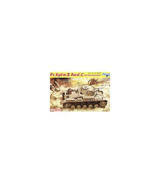 1:35 Dragon Pz.Kpfw.II Ausf. C mit Zusatzpanzer 6432