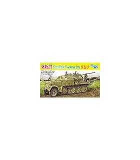 1:35 Dragon Sd.Kfz. 7/2 3.7cm Flak 37 w/Armor Cab 6542