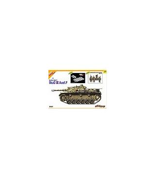 1:35 Dragon Tank Model Kits Sd.Kfz.142/1 StuG III Ausf.F 9101