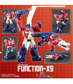 Transformers Fansproject Function X9 Positum Convention Exclusive